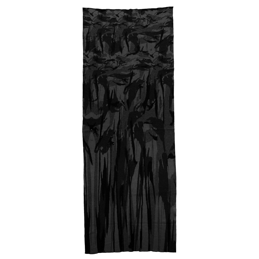 Stretched Camo Monk Blanket