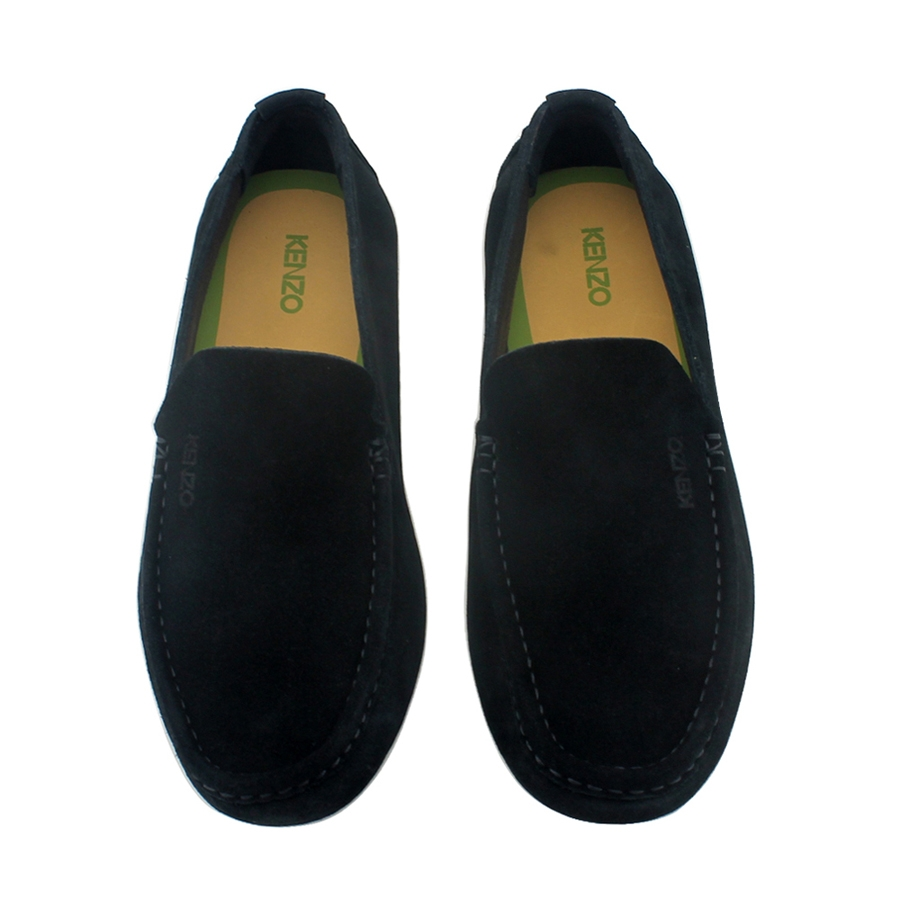 Lane Suede Driving Shoes