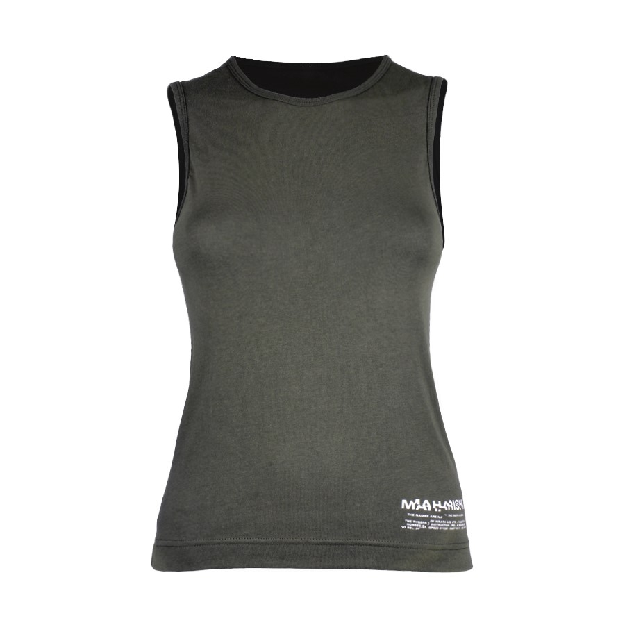 Shattered Miltype Cotton Vest