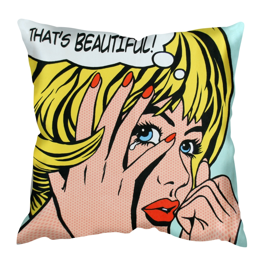 That's Beautiful Cushion Cover