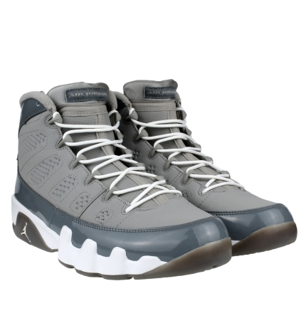 Air Jordan 9 Retro Cool Grey (2012)