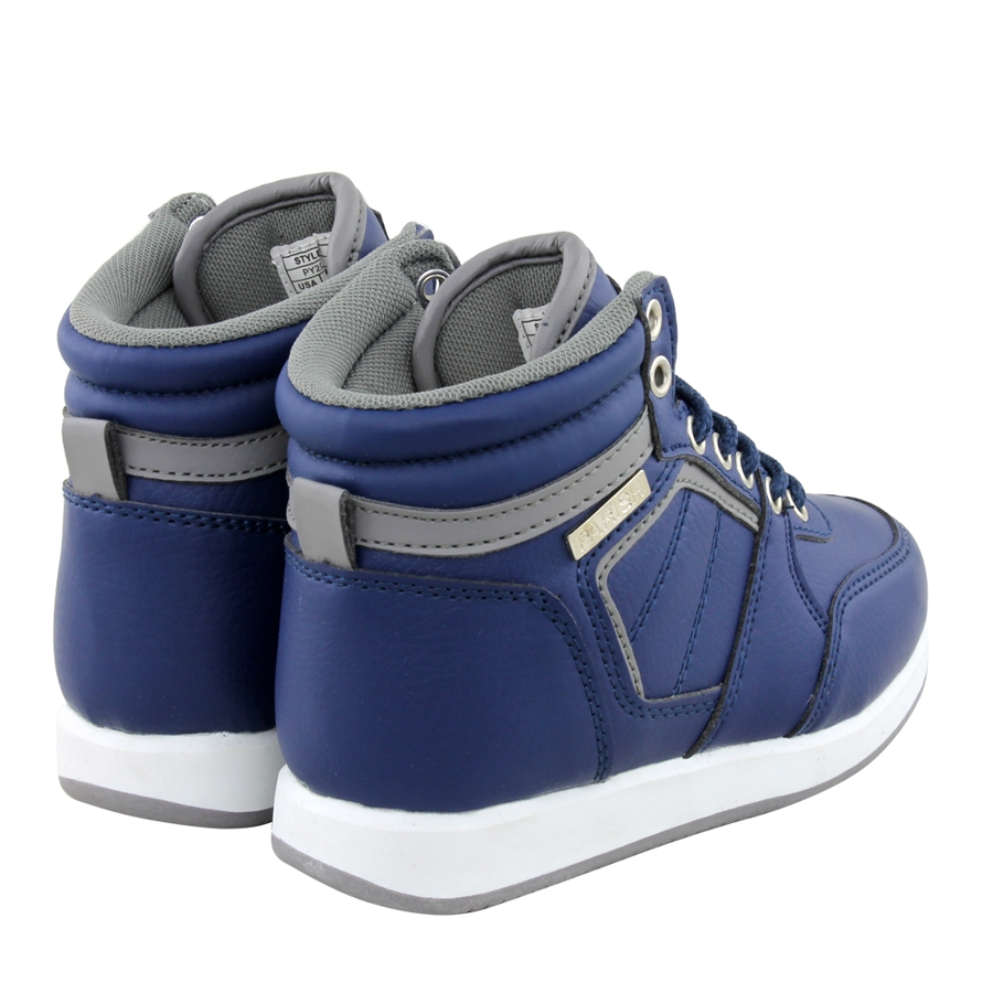 Helthe Lace Up High Tops