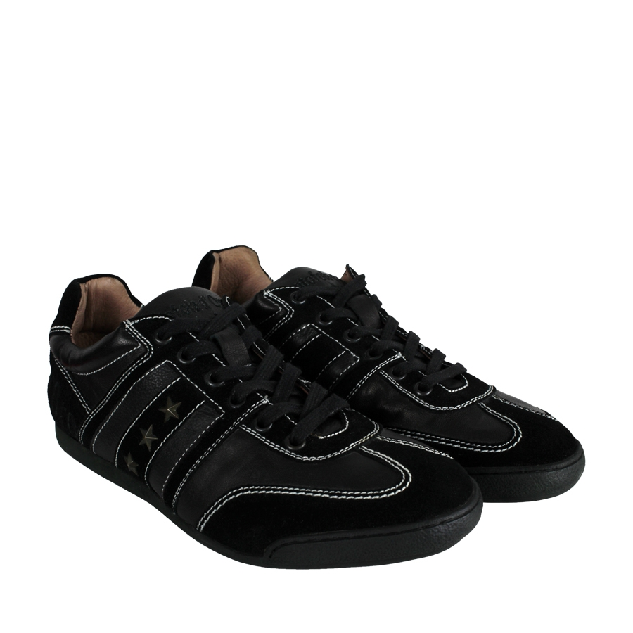 Ascoli Piceno Leather Sneakers