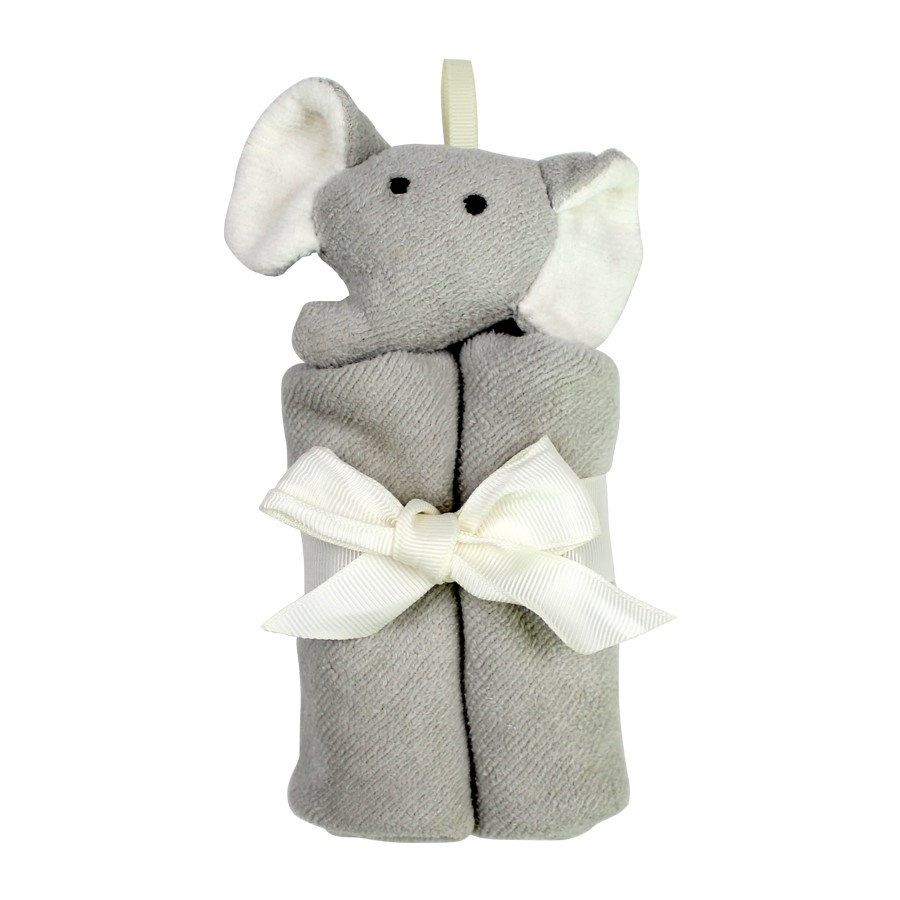 Elephant Washcloth