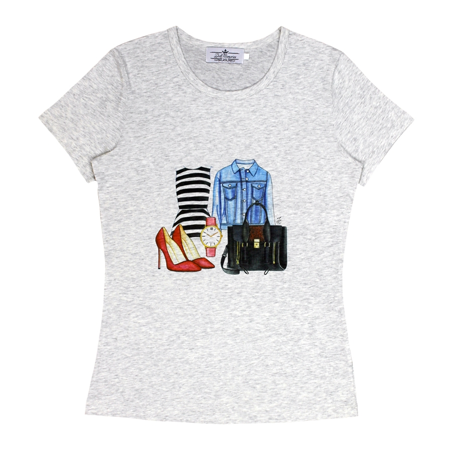 Fashion Diary T-Shirt